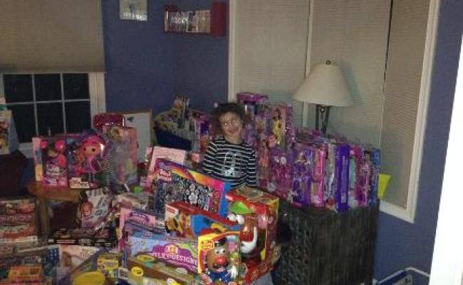First Annual Rocky Saginario Toy Drive
