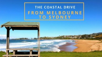 Travel from Melbourne to Sydney by car