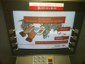 Sacar Dinheiro 01 02 de 04 Como sacar dinheiro no exterior