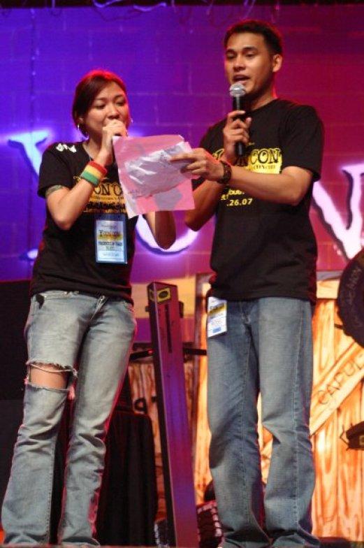 YCONCON Concert at Araneta