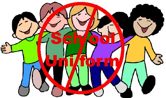 Non Uniform Day 21 November 2014
