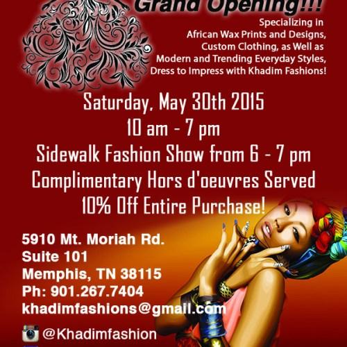 Khadim Fashions Postcard3