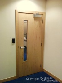 Lets Talk About: Office door options