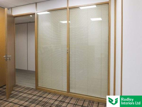 Timber Partitions