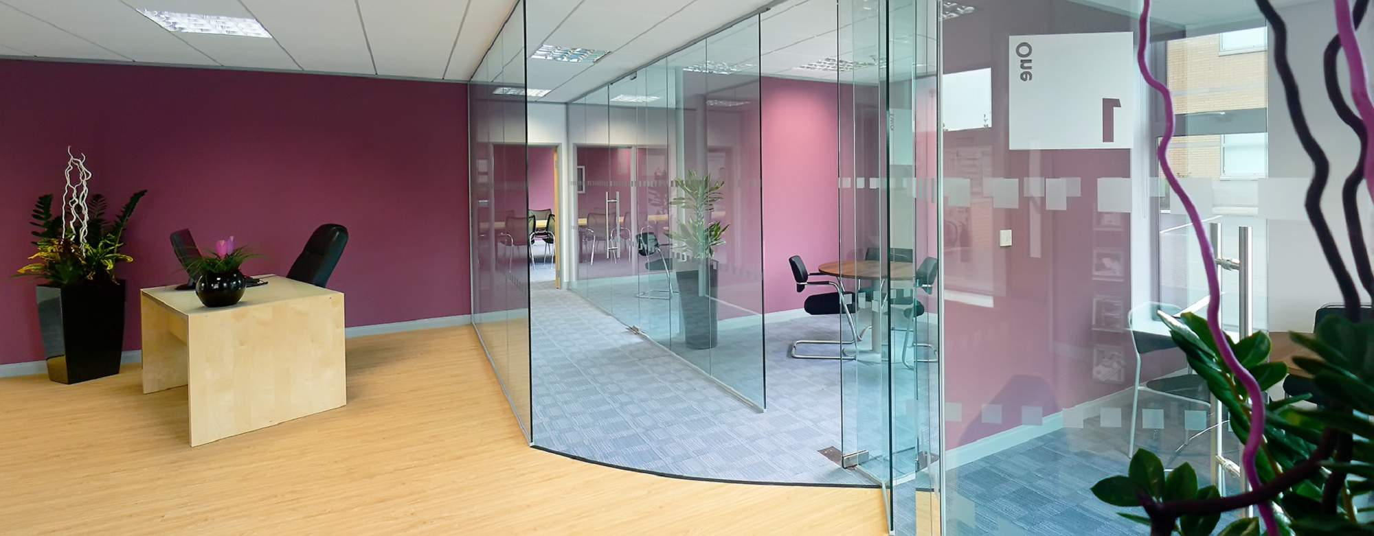 3d Wallpaper For House Walls Glass Partitioning Frameless Glass Office Partitioning