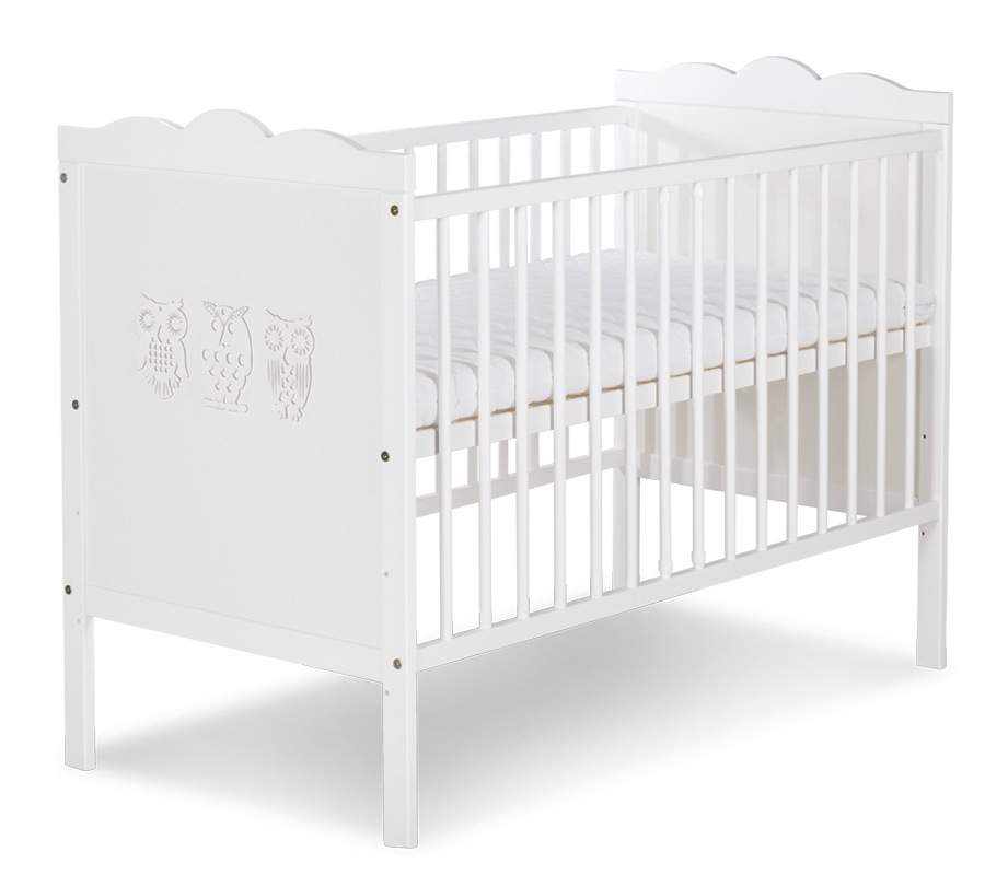 Luxury Baby Cot Cot Bed Wooden Bed Marsell Option
