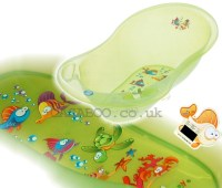 SET gro Lux 102cm lnge Baby Badewanne mit Stnder+Sitz ...