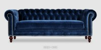 Best Blue Velvet Sofas | Blog | ROGER + CHRIS