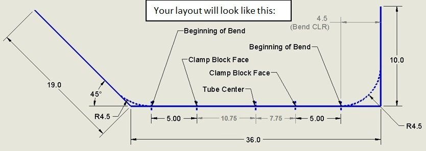 Unique Pipe Bending Chart  Formulas And Multipliers For Bending Conduit Or Electrical Pipe  New