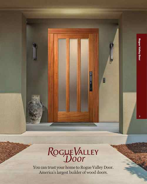 Medium Of Rogue Valley Doors