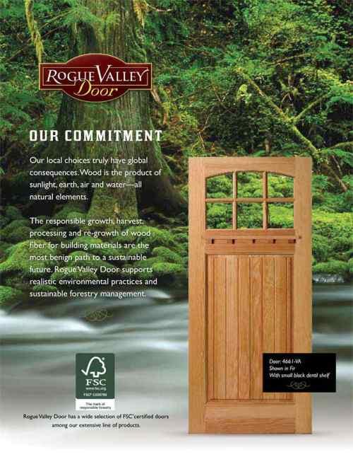 Medium Of Rogue Valley Doors
