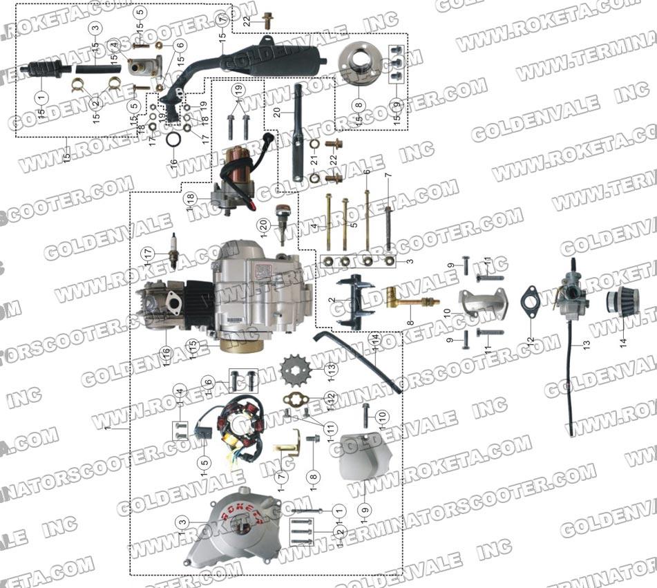 2005 victory hammer wiring diagram