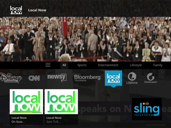 local now weather channel live streaming