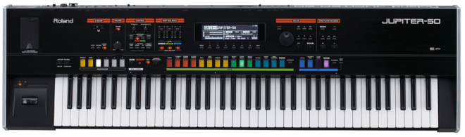 JUPITER-50 Roland Synthesizer