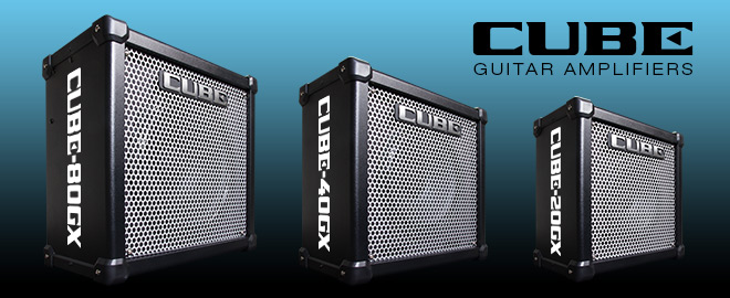 Roland CUBE-GX Series