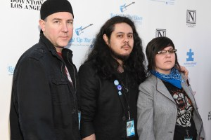 2nd Light Up The Blues Concert - An Evening Of Music To Benefit Autism Speaks - Red Carpet