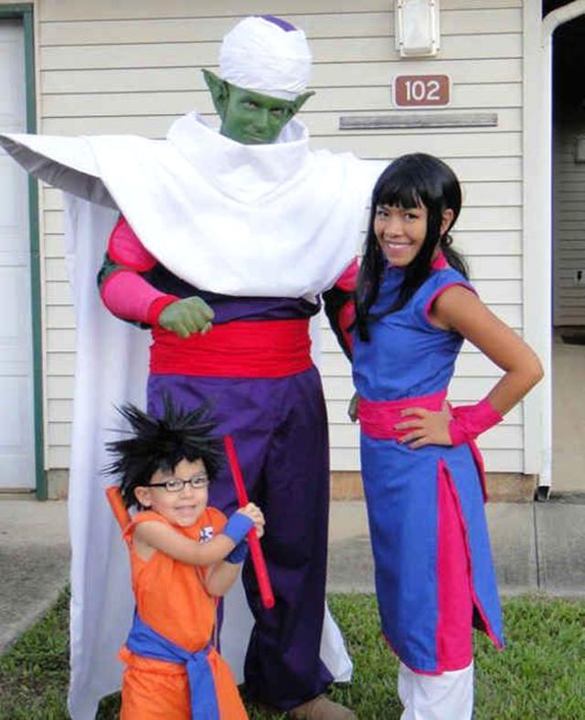 Top 9 Cute Kids Dragon Ball Z Cosplay Rolecosplay
