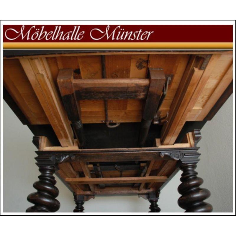 Außergewöhnlich 2te Zeit Um 1900 Buffet, Tisch Und Stühle   Esszimmer 1900