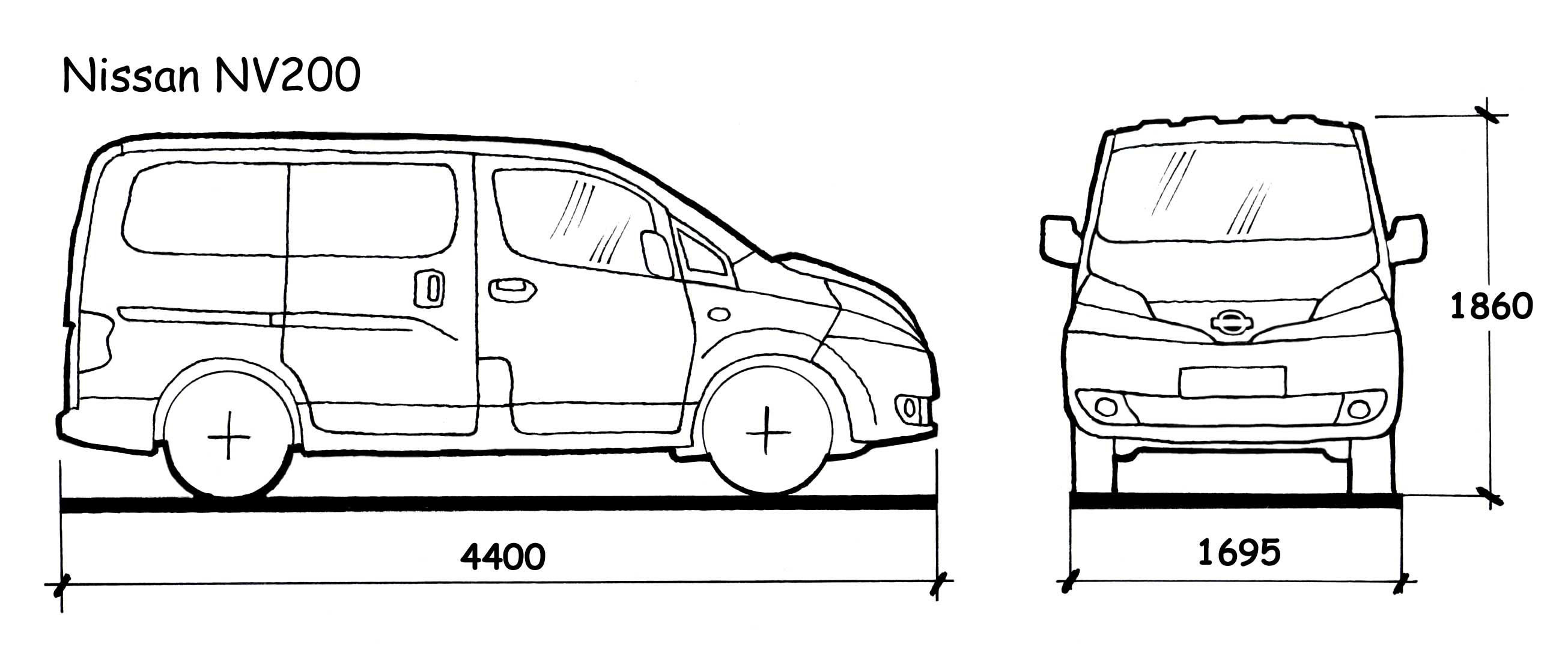 nissan nv200 fuse diagram
