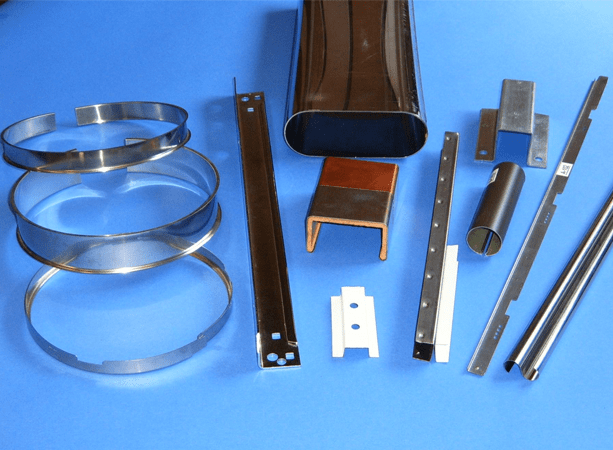 Rolled Formed Parts Photo Gallery