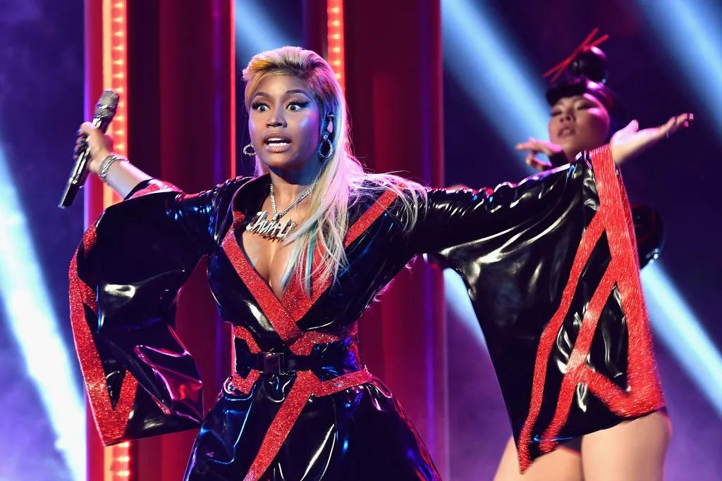 Nicki Minaj Teams With Nas For Cut \u0027Queen\u0027 Song \u0027Sorry\u0027 \u2013 Rolling Stone