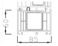 Fensterverbreiterung oder Rahmenverbreiterungen von Rollo ...
