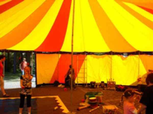 Zirkuszelt 10m