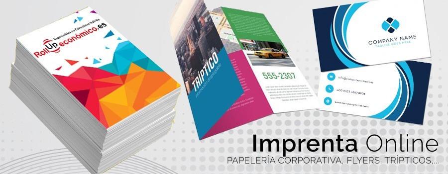 Imprenta Online Rollup Economico - RollUpEconomicoes