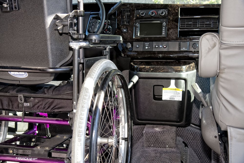 How to Convert Your Standard Van Into a Wheelchair Accessible Vehicle
