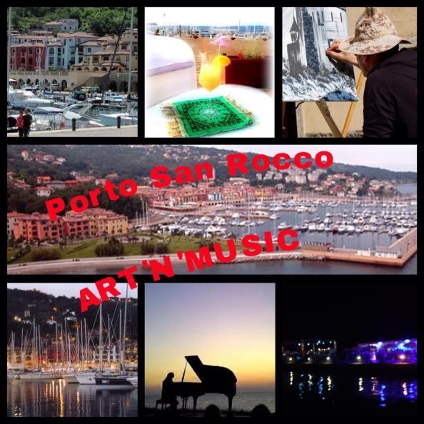 PORTO SAN ROCCO ART'N'MUSIC il 20 e 21 agosto 2016.