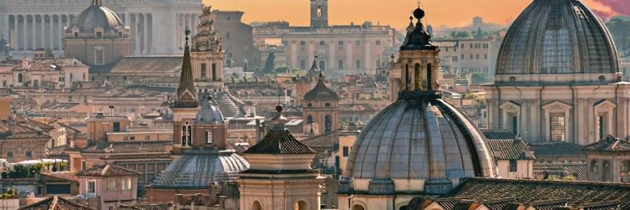 Downtown Rome Tour