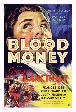 1933-Blood Money