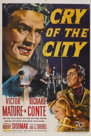 1948-Cry of the City