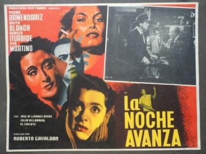 1952-La Noche Avanza
