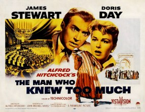 1955-The Man Who Knew Too Much