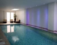 Indoor Swimming Pool Lighting