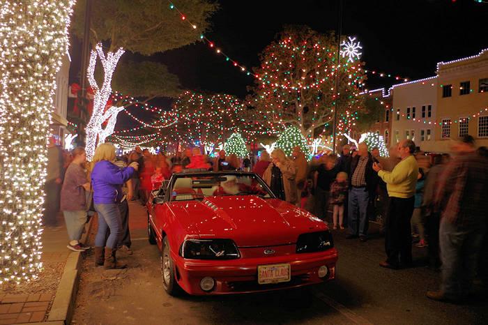 Asheville Holiday Events Nov  Dec