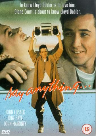 Say Anything - Hollywood Romantic Movie