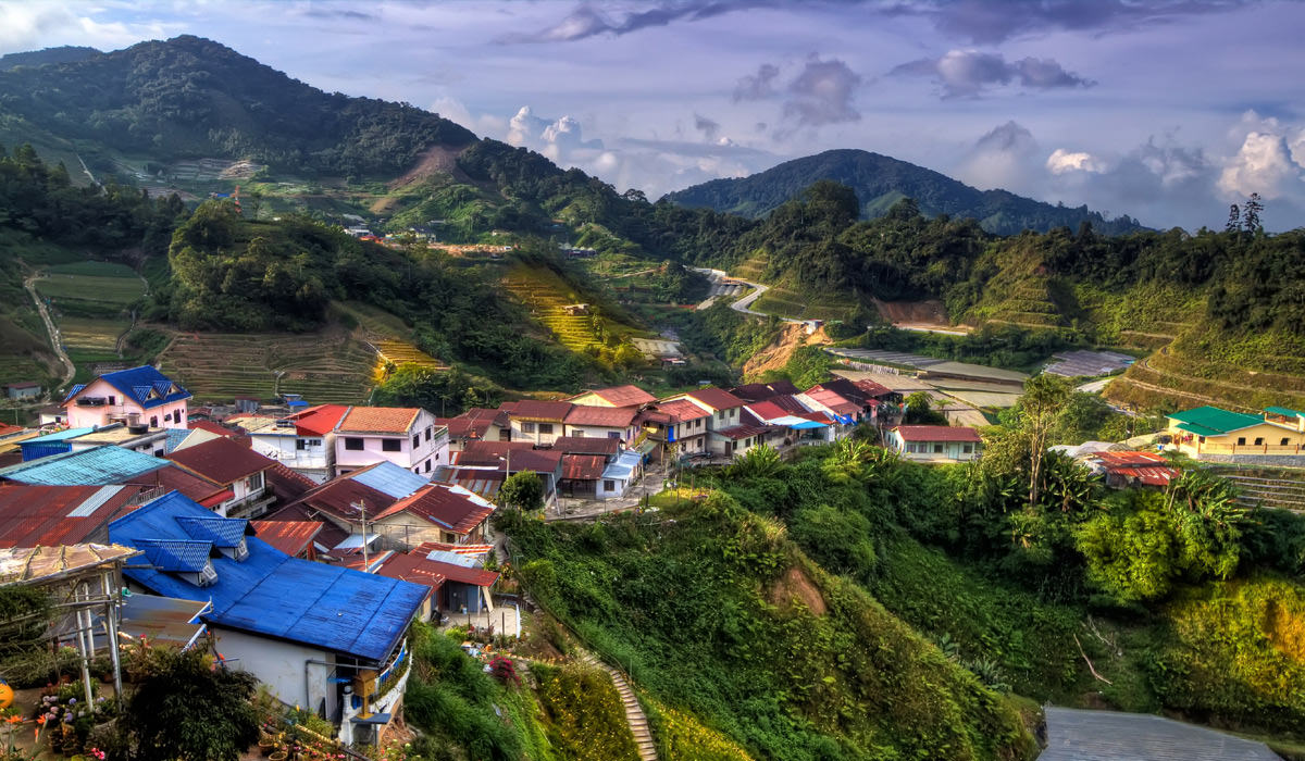 visiting the cameron highlands popular places Cameron highlands is an excellent place to visit if you are a nature-lover  this  is a very popular sightseeing spot along gunung brinchang.