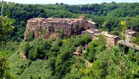 Weekend Getaway from Rome: Calcata, Lazio's Boho Borgo