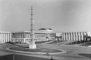 Esposizione Universale Roma: A new city from fascism to the 1960s