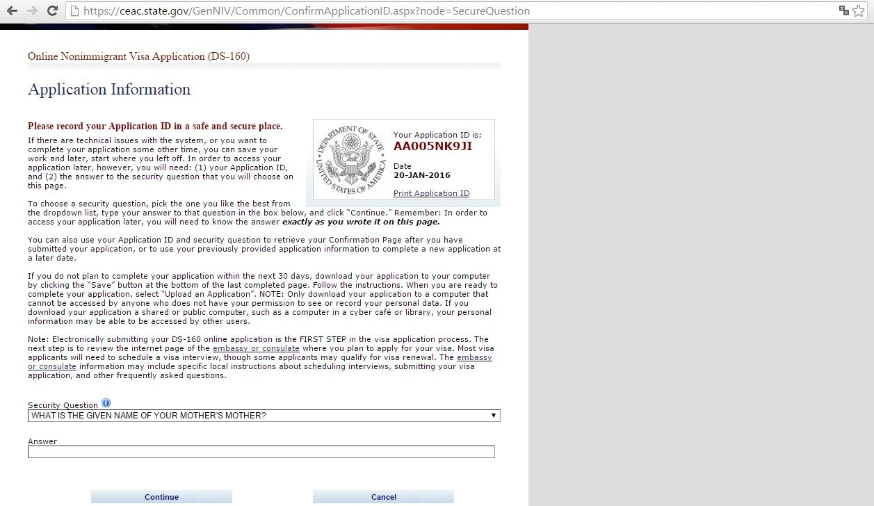 Cómo tramitar la VISA de Estados Unidos paso por paso? • Romi x el mundo