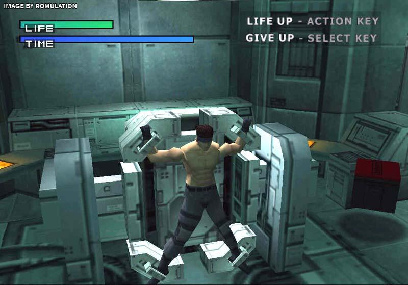 Bad Boy 3d Wallpaper Metal Gear Solid Disc 1 Of 2 Usa Psx Sony Playstation