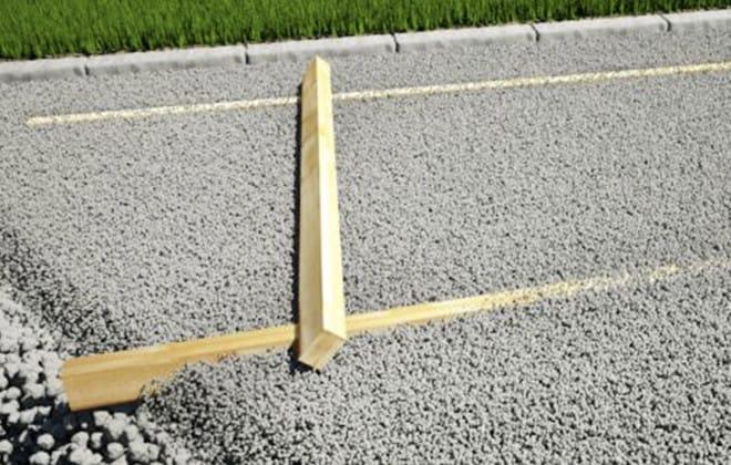 Installer des pavés de béton ou des dalles de patio RONA - Pose Dallage Exterieur Sur Lit De Sable