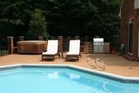BRS Backyard, Garden & Pool Area