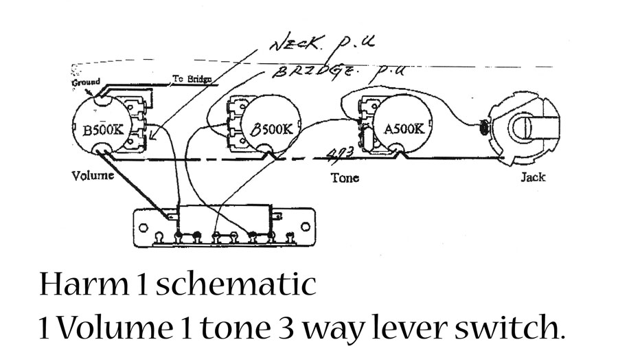 guitar wiring actual