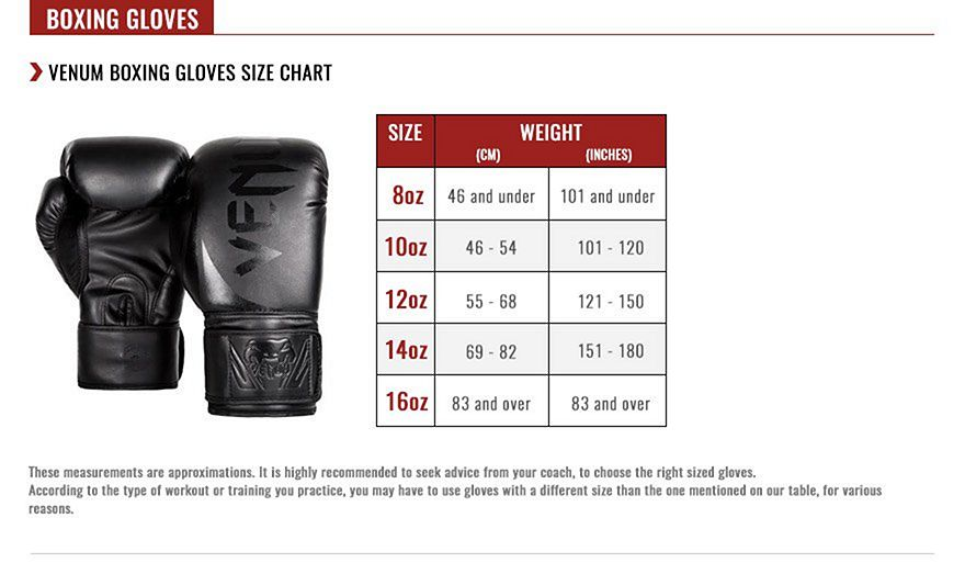 Venum Impact Boxing Gloves Camo