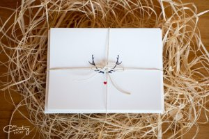 Reindeer Love Cards - Holiday Etsy