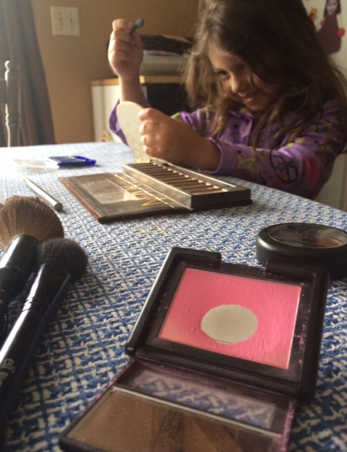 Faux Makeup Kit for Kids