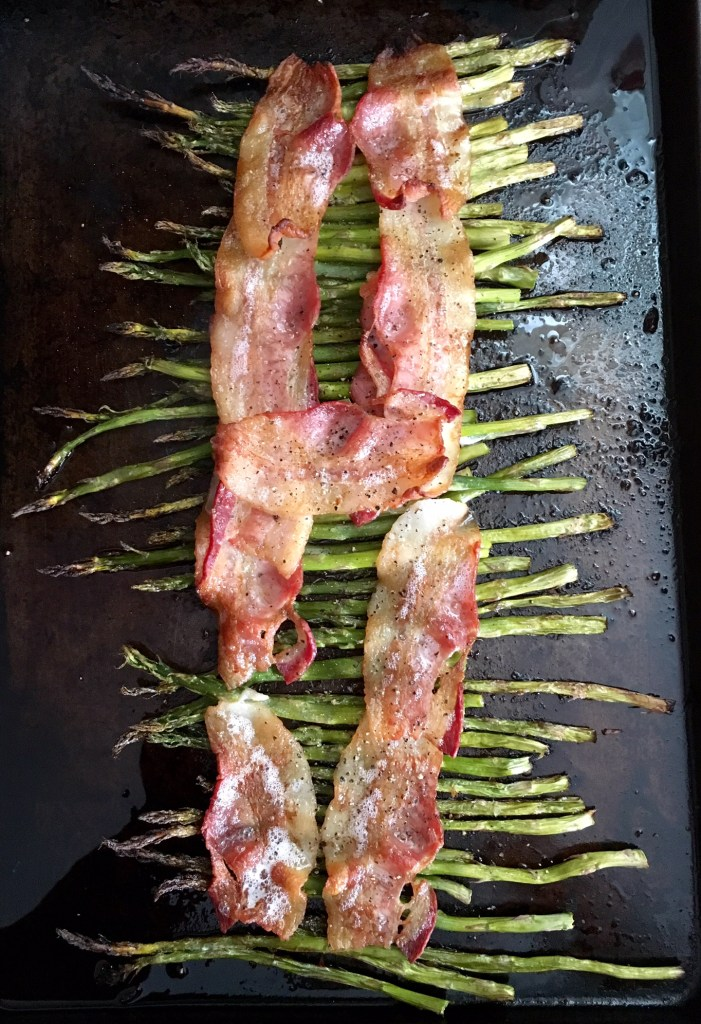 Bacon Asparagus